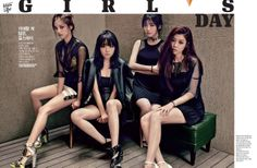 Girl's Day - Esquire Korea June 2013