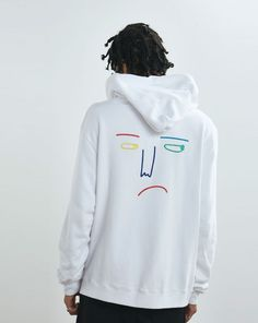 Lazy Oaf Face It Hoodie - Autumn 2016 - Seasons - Mens