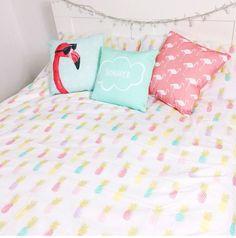 parure de lit heaven charlie pinterest parure de lit parure et housses de couette. Black Bedroom Furniture Sets. Home Design Ideas