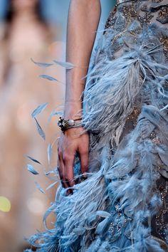 ELIE SAAB Haute Couture Autumn Winter 2017 - 18 | Details