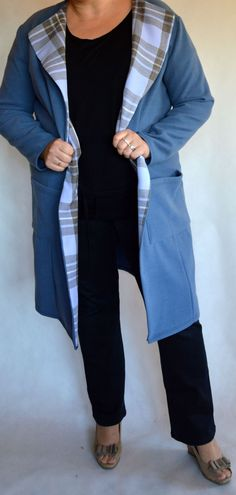 kratka Duster Coat, Normcore, Jackets, Style, Fashion, Down Jackets, Moda, La Mode, Jacket