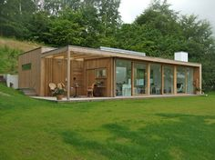 Sommerhus/hytte i Buresø, Danmark. New house / cottage - located right next to denmark's…