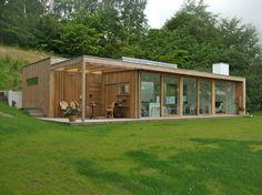 Sommerhus/hytte i Buresø, Danmark. New house / cottage - located right next to denmark's…