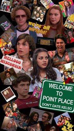That show - Poster 70s Aesthetic, Aesthetic Pictures, Aesthetic Backgrounds, Aesthetic Wallpapers, That 70s Show Quotes, Thats 70 Show, Hyde That 70s Show, Photo Wall Collage, Friends Tv