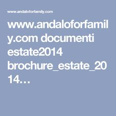 www.andaloforfamily.com documenti estate2014 brochure_estate_2014…