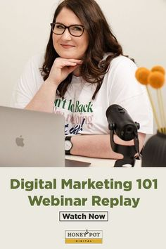 In this webinar, we'll cover the basics of websites and online stores, email marketing, social media, advertising and SEO, Maddy Osman, aka The Blogsmith, shares lessons learned about freelancing, WordPress plugins for bloggers, SEO writing and top digital marketing ideas. You can find her latest knowledge drop to help you grow to a six-figure business at www.the- blogsmith.com/blog