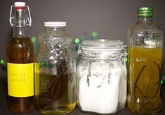 Six supertasty infusions using vanilla. All incredibly simple, relatively foolproof, and unforgettable. Vanilla gets such a bad rap. Anything but boring or plain, vanilla is one of the most expensi...