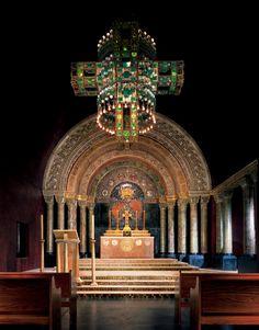 Tiffany Chapel Columbian Exposition 1893