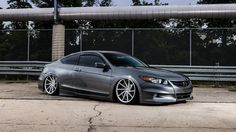 Honda Accord (8th Gen) | Air Lift Performance
