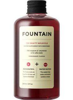 Fountain The Beauty Molecule - Fountain