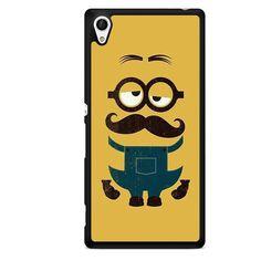 Minions TATUM-7318 Sony Phonecase Cover For Xperia Z1, Xperia Z2, Xperia Z3, Xperia Z4, Xperia Z5