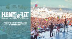 45 Best Hangout Music Festival images in 2019   Beach music