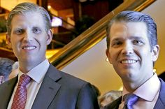 Trump family grift is getting worse: Eric and Donald Jr. resurface with a discount hotel scam