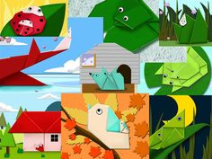 Origami On The Go: 40 Paper-folding Projects For Kids Who Love To ...