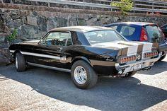 1968 GT California Special Mustang
