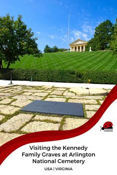 Little known facts about the Kennedy family graves at Arlington National Cemetery. Pay your respects to President John F Kennedy and first lady Jackie Kennedy. Bobby Kennedy was buried in the Kennedy family plot after his assassination, and Senator Ted Kennedy was buried at Arlington National Cemetery after serving in Congress for many years. #arlington #dc #washingtondc #virginia
