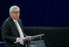 """Juncker dice que incumplir el Acuerdo de París supondrá """"empujar al exilio a 250 millones de refugiados climáticos"""""""
