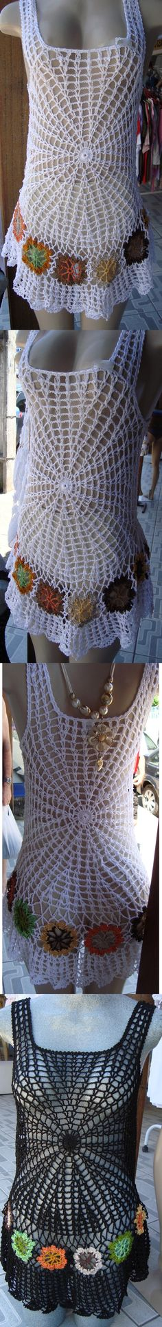 Would make a cute bathing suit coverup.