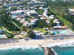 Annabelle Beach Resort in Hersonissos, Heraklion, Crete, Greece Fine Hotels, Best Hotels, Corfu, Crete, Henderson Park, 400 M, Heraklion, Beach Resorts, Luxury Travel