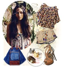 polyvore bohemian outfits - Google Search