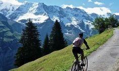 bike tour - through Europe, dream vacation