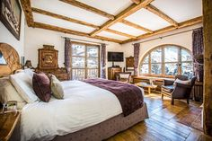 Chalet Eagle's Nest, Val d'Isere • Alpine Guru