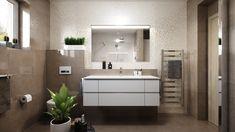 3D návrh luxusnej kúpeľne Bathroom Lighting, Mirror, Furniture, Home Decor, Bathroom Light Fittings, Bathroom Vanity Lighting, Decoration Home, Room Decor, Mirrors