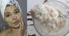 Incrível! Clareie a sua pele e elimine manchas e rugas! - # #aveia #limão #máscarafacial #rosto