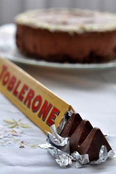 sernik toblerone bez pieczenia Toblerone