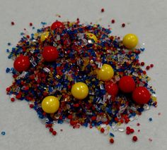 Metropolis Mix Custom Sprinkle Blend by SweetHouseLasVegas on Etsy