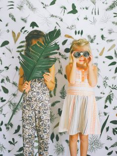 wolfechild on babiekins /// indoor jungle Little Fashion, Look Fashion, Girl Fashion, Fashion Shoot, Trendy Fashion, Safari Look, Shooting Photo, Jolie Photo, Kid Styles