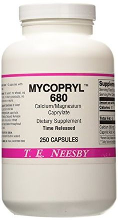 TENeesby  Mycopryl 680 680 mg 250 capsules * Details can be found by clicking on the image. (It is an affiliate link and I receive commission through sales)