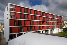 day care and elderly residential centre // cvdb arquitectos // oeiras, portugal