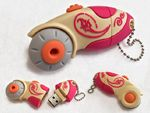 Rotary Cutter Flash Drives quilty notion