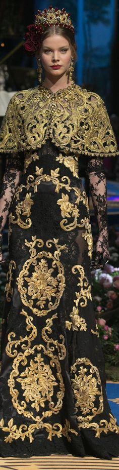 Dolce and Gabbana Spring 2017 Alta Moda ✨ ʈɦҽ ƥᎧɲɖ ●•°❤ﻸ•·˙❤•·˙ﻸ❤   ᘡℓvᘠ □☆□ ❉ღ // ✧彡☀️ ●⊱❊⊰✦❁❀ ‿ ❀ ·✳︎· ☘‿ SU AUG 20 2017‿☘✨ ✤ ॐ ♕ ♚ εїз⚜✧❦♥⭐♢❃ ♦♡ ❊☘нανє α ηι¢є ∂αу ☘❊ ღ 彡✦