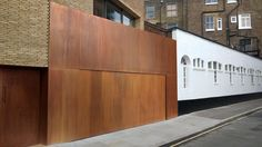 bronze cladding - Google Search