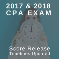 13 Best CPA Exam Score Release images in 2017 | Cpa exam