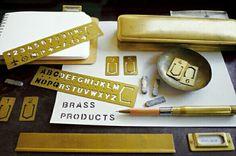 Brass Stationery   Bookbinders Australia