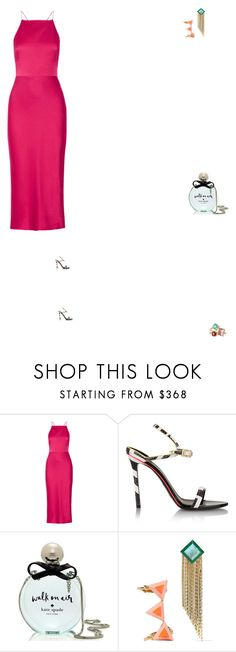 """""""Grace"""" by zoechengrace ❤ liked on Polyvore featuring Jason Wu, Emilio Pucci, Kate Spade, Fendi and Eden Presley"""