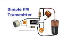 In this article we are going to show you a simple audio amplifier circuit. Circuit diagram of the based audio amplifier is shown in the given. Electronics Mini Projects, Simple Electronics, Electronic Circuit Projects, Electronic Engineering, Electronics Accessories, Simple Circuit, Circuit Design, Circuit Diagram, Box Design