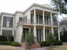 Eli & Peyton Manning's second childhood home in the Garden District, New Orleans, LA