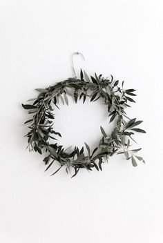 Simple olive wreath by My Paradissi