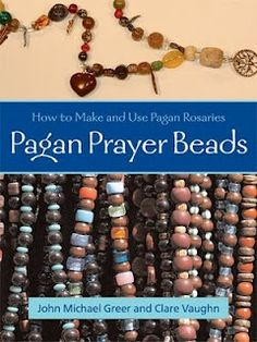 DIY Craft book - Pagan Prayer Beads