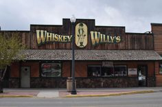 Whiskey Willy's - Salmon, Idaho