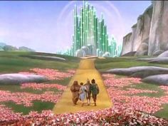 Poppies and Optimistic Voices-The WIzard of Oz, Musical Score Only