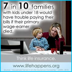 Cheap Life Insurance Quotes How Would You Pay Your Bills If You Were No Longer Around