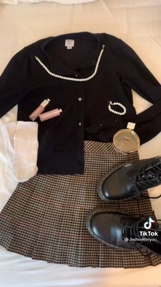Swaggy Outfits, Preppy Outfits, Preppy Style, Cute Casual Outfits, Winter Outfits, Fashion Outfits, Aesthetic Fashion, Aesthetic Clothes, Estilo Ivy