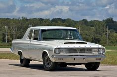 Dodge Cornet W051 Superstock: The Hellcat of its time. Only lighter. 1965 Dodge Cornet W051 Superstock 426 Hemi that advertised 425 horses, did in reality, produce somewhere between 540 to 565 hp from the Michigan plant.