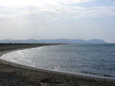 Playa de Torregarcía - another beach lying to the east of Almería and west of the Cabo de Gata