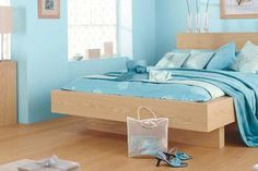 The Perfect Colors for Bedroom Interior Decorations